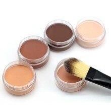 Women Face Makeup Base Concealer Cream Blemish Hide Dark Spo