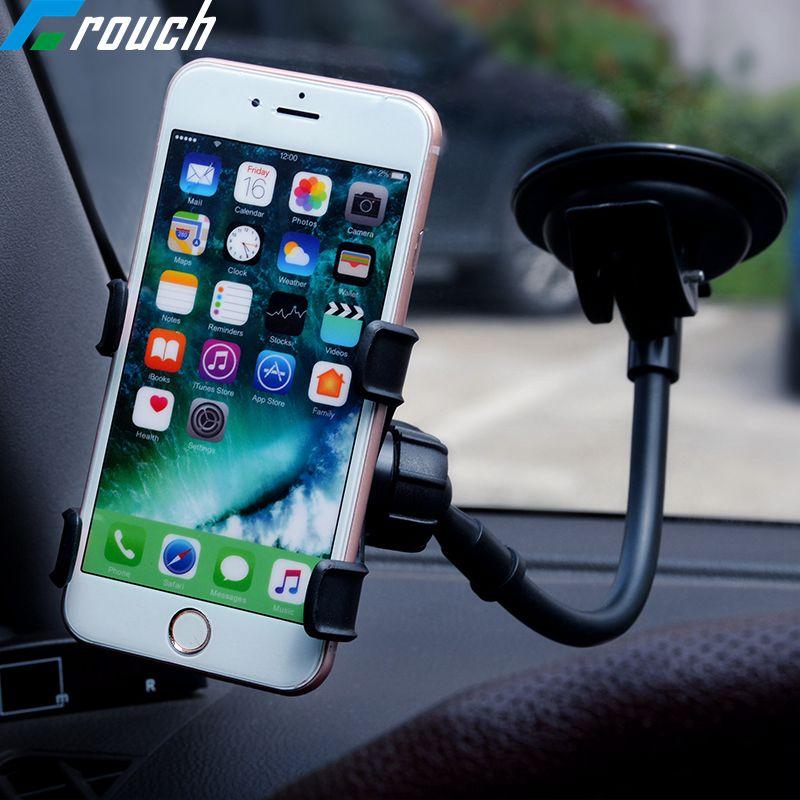 Crouch автомобильный держатель телефона Универсальный 360 градусов Гибкая Dashboard лобового стекла gps крепление стол сотовый мобильный телефон подставка держатель