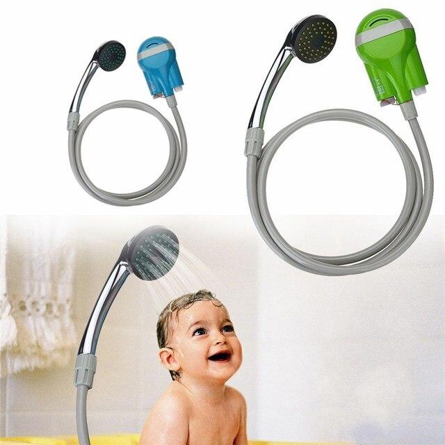 Babys in Duschen