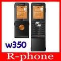 Оригинальный Разблокирована Sony Ericsson W350 Сотовый Телефон 1,3-МЕГАПИКСЕЛЬНОЙ GSM Восстановленное Дешевый Телефон