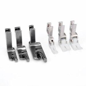 Image 3 - 25Pcs מכונת תפירת פרסר רגל רגליים סט לjuki DDL 5550 8500 8700 תעשייתי בית מכונת כלים