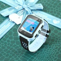 Christmas Gifts Q528 Kids Smart Watch with Flashlight & Camera SOS Location Tracker GPS LBS Device Baby Wrist Children watch
