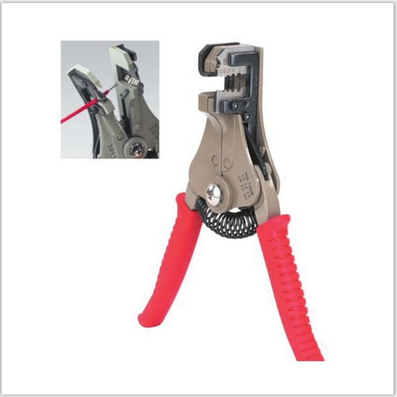HS-700B terminal wire stripping pliers hand tool bta26600b bta26 600b 700b 800b
