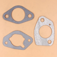 цена на Carburetor Intake Gasket Kit Fit HONDA GX340 GX390 188F 190F 5KW 6.5KW 11/13hp Engine Motor Gasoline Petrol Generator Parts
