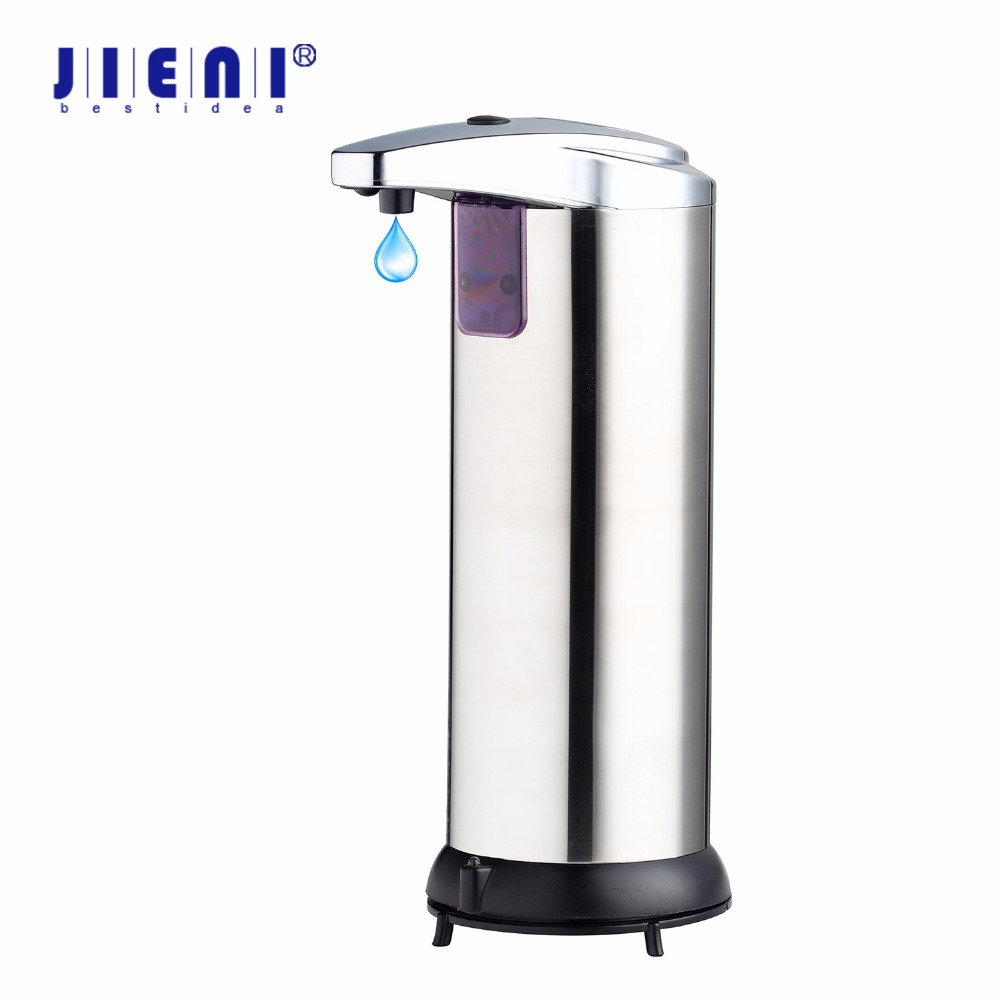 Free Shipping Automatic Soap Dispenser Touchless Sanitizer