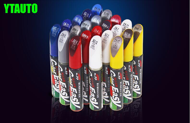 Car Scratch Repair Pen, Auto Paint Pen For Peugeot 207 508 3008 307 206 407 408, Car Painting Pen