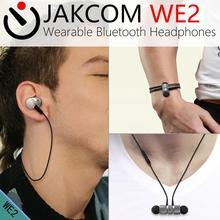 JAKCOM WE2 Wearable Inteligente Fone de Ouvido venda Quente em Fones De Ouvido Fones De Ouvido como em monitor de ouvido subwoofer highscreen