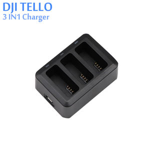 Drone Battery Charger for DJI Tello Charger 3-in-1 Battery Charger