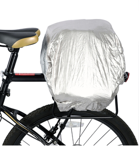 Image 4 - WEST BIKING Waterproof Bike Seat Pannier Pack Luggage Cycling Bag 10 25L Bicycle Pannier Bag Rear Rack Trunk Bag With Rain Cover