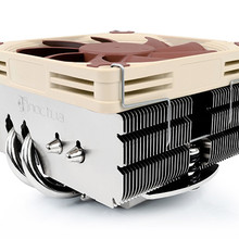 Fans COOLERS Cooling-Fan Noctua Processor Thermal-Compound NH-L9X65 SE-AM4 Contain Amd Am4