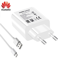 Original Huawei SuperCharge phone USB charger P10 Plus P20 Pro Mate 9 10 Pro Travel Wall Charger Adapter 5A Type-c USB Cable