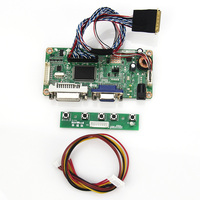 M R2261 M RT2281 LCD LED Controller Driver Board For LP156WH4 TL A1 TL N1 VGA