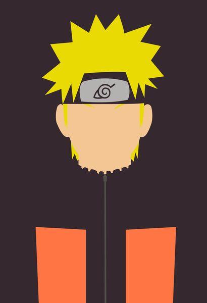 Naruto Shippuden Naruto Art Print Cartoon Anime Japanese