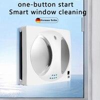 Новый Интеллектуальный Стекло очиститель протрите машина одна кнопка старт очистки окон робот