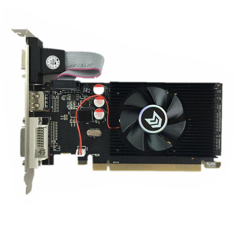 Original Graphics Card HD7450 With 2GB DDR3 64bit for ATI Radeon 2