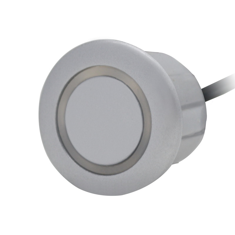 Купить с кэшбэком Car Parking Sensor Kit With 4 Sensors Led Display Detector Security Alert System Accessories Voice Reverse Backup Radar Monitor