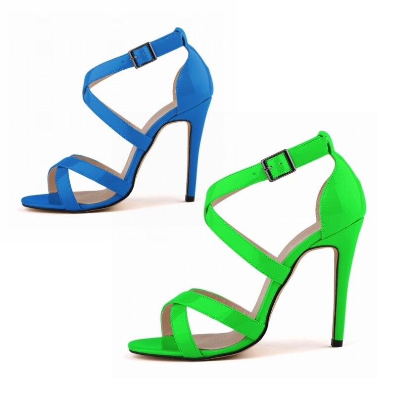 11 7 Calidad Mujer 8 Zapatos Tacón 9 11 2 b0052 Tamaño Nuevo 5 Alto 2018 Moda 4 13 De Sandalias Cm 10 Sexy Marca 1 3 6 Grande 12 14 Nx 12 Owp6gPq