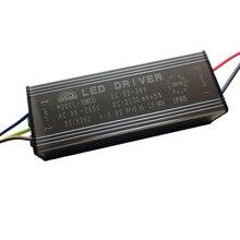 LED Sürücü 10W 20W 30W 50W 70W adaptör transformatörü AC85V 265V to DC22 38V IP65 Güç Kaynağı 300mA 600mA 900mA 1500mA 2100mA