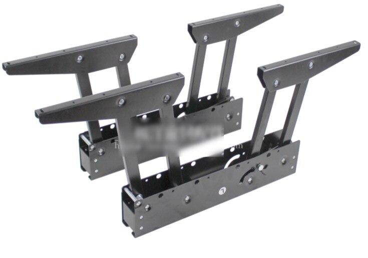 2PCS/LOT Table Tea Double Use Lifting Hardware Folding Bracket Home Furnishing accessories