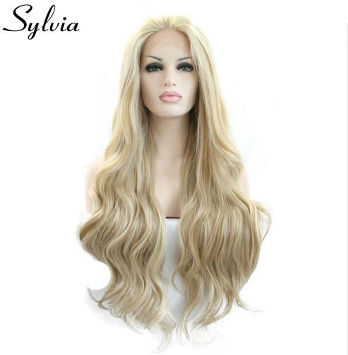 Blonde White