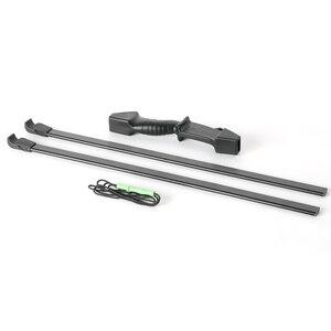 Image 3 - Junxing Рекурсивный лук 15 ~ 20 фунтов, игрушечный лук и стрелы, Молодежный Набор для стрельбы из лука и стрелы, детский лук
