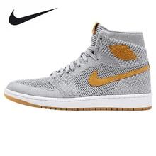 Nike Jordan AJ1 Fly Line Men 's Basketball Shoes, Original Outdoor  Comfortable Sneakers Sport