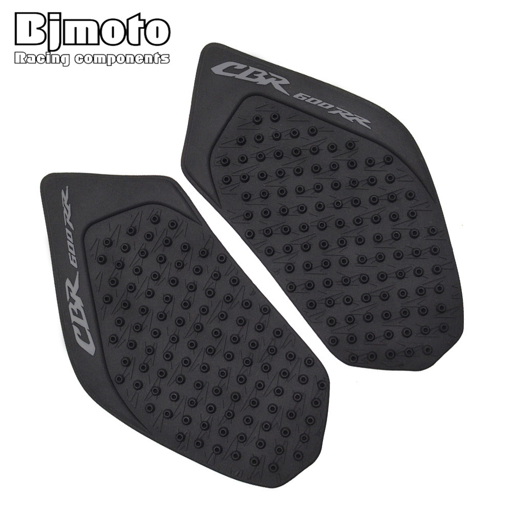 Diligent Tpp01-f5/03-bk Motorcycle Anti Slip Pad Sticker Motorbike Tank Traction Pads Side Knee Grip Protector For Honda Cbr600rr 03-06 Motorcycle Accessories & Parts