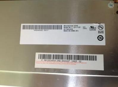 Original 10.4 inch industrial LCD screen G104VN01 V.1 free shipping