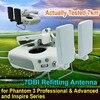 DJI Inspire 1/ Phantom 3 Professional & Advanced DIY Signal Booster High Gain 7DBI Refitting Antenna