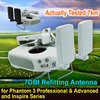 DJI Inspire 1/ Phantom 3 Professional & Advanced DIY Signal Booster High Gain 7DBI Refitting Antenna