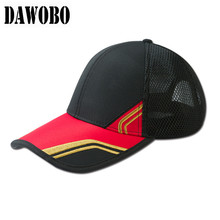 New arrival Exquisite embroidery Breathable fishing cap Mountaineering Anti UV hat The size of the adjustable