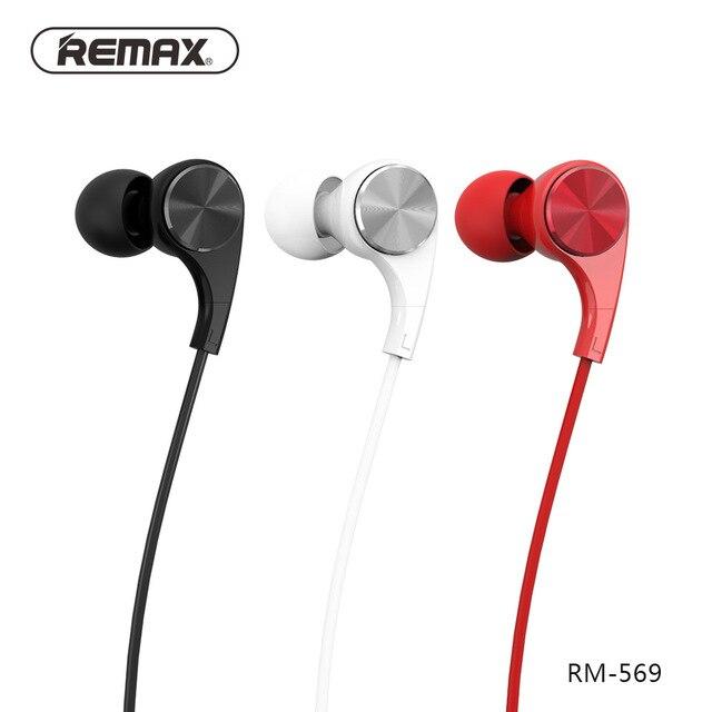 2017 die neueste ursprüngliche remax RM 569 ohr art verdrahtete ...