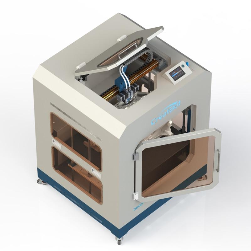 Creatbot kerangka logam tertutup penuh sistem ekstrusi drag rantai - Elektronik kantor - Foto 6