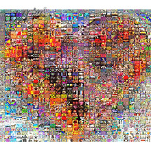 Michelangelo Wooden Jigsaw Puzzles 500 Pieces The Mix of Love Heart Art Educational Toy Decorative Painting DIY Gift Home Decor michelangelo wooden jigsaw puzzles 500 1000 1500 2000 pieces old master lotus flower mandarin duck shen quan art educational toy