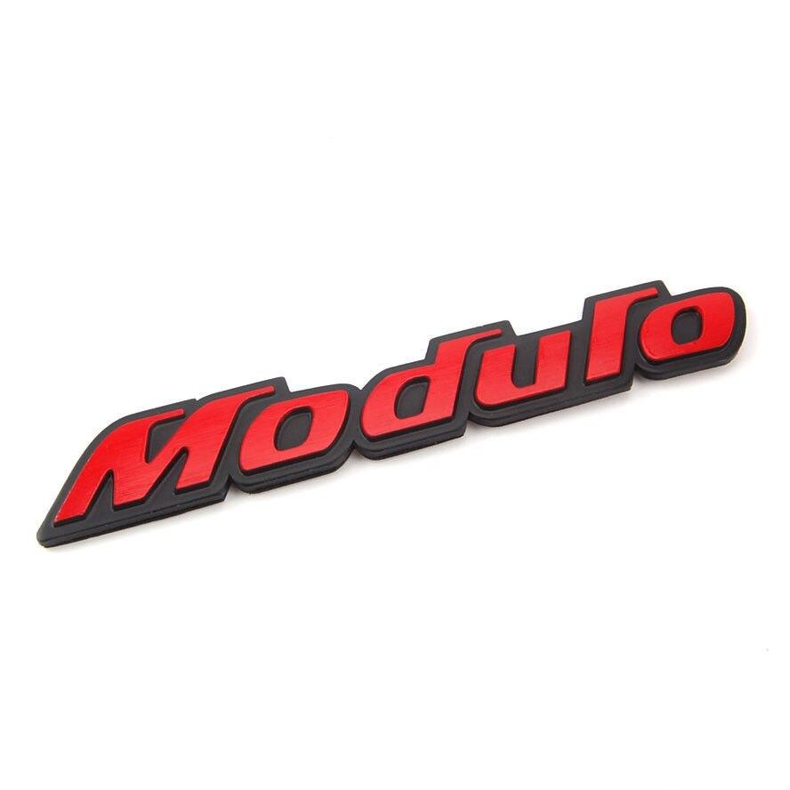 Авто значок металла 3D красный Дулю эмблемы наклейка декоративная наклейка, пригодный для Honda Гражданская CRV гражданская CL7 CL9 стайлинга автомобилей аксессуары