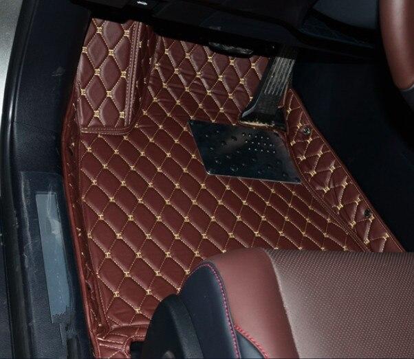 Alta qualità! tappetini auto speciale per Lexus RX 200 t 2017 impermeabile antiscivolo tappeti per RX200t salone 2016, spedizione gratuita