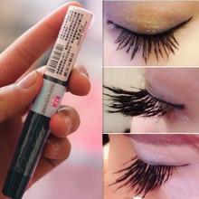 Lengthening Mascara Eyelash-Extension Fiber Exaggeration Magic Black