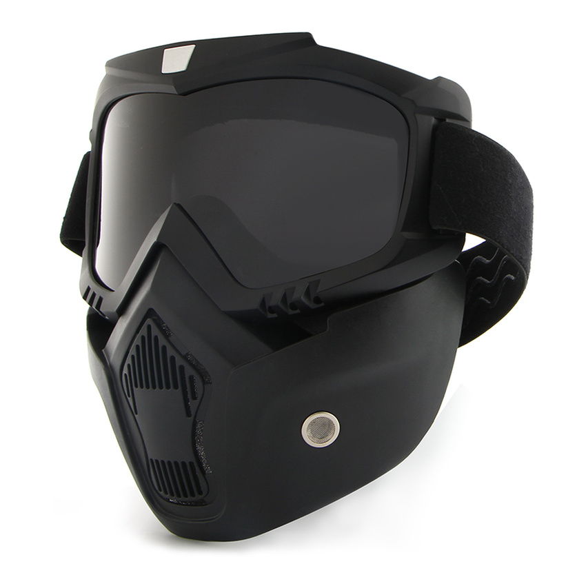 Пыленепроницаемые мужские и женские велосипедные маски для лица, ветрозащитные зимние очки MTB, сноуборд велосипед, лыжные маски с защитой от УФ лучей|Маска для велоспорта|   | АлиЭкспресс