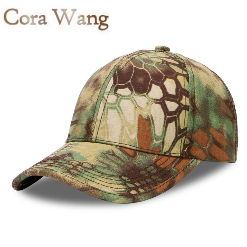 Cora Wang Camo Baseball cap men army cap unisex full camouflage cap russia bone militar Dad Hat women trucker snapback cap touca showersmile brand sherlock holmes detective hat unisex cosplay accessories men women child two brims baseball cap deerstalker