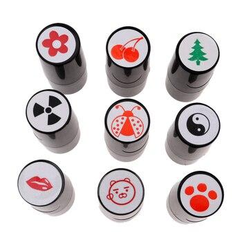 Professional Golf Ball Stamper Stamp Impression Seal Long Lasting for Golfer