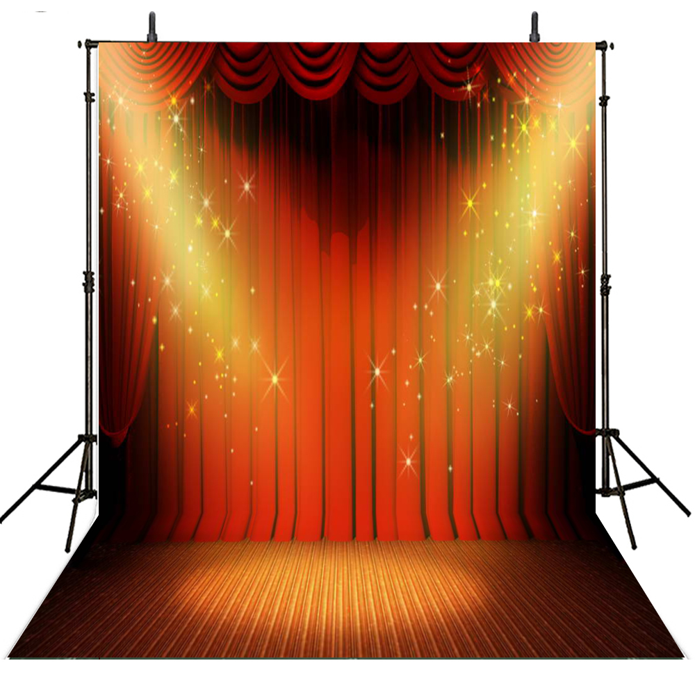 Stage Photography Backdrops Vinyl Backdrop For Photography Foto Achtergrond Show Background For Photo Studio Hollywood Stars children photography backdrops clouds backdrop for photography girls background for photo studio balloons foto achtergrond