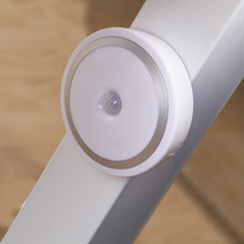 Coquimbo aimant PIR, veilleuse, capteur de mouvement LED à piles bâton, capteur de lumière partout dans larmoire