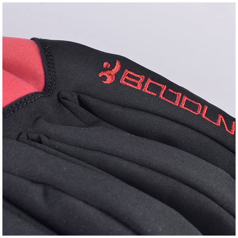 7 Colors Men Women Ski Gloves with Separate 5 Fingers Winter Waterproof Thermal Skiing Snowboard Gloves Warm Motorcycle Gloves in Skiing Gloves from Sports Entertainment