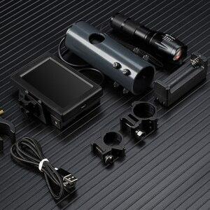 Image 5 - 850nm Infrarot LEDs IR Nachtsicht Gerät Zielfernrohr Kameras Outdoor 0130 Wasserdichte Wildlife Falle Kameras EIN
