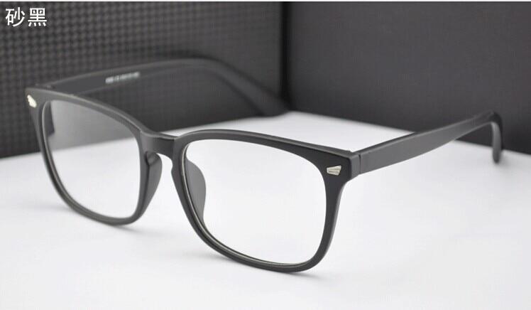 476756fffc6 Eyeglasses Men Women Suqare Brand Designer Eyewear Frame Optical ...