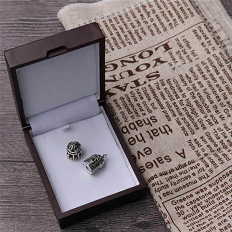 8 sztuk antyczne srebro 3D bizantyjski styl europejski kopuła seksowny stop wisiorek dla naszyjnik bransoletka DIY Retro biżuteria ustalenia A896