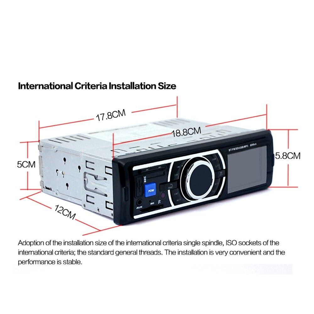 Dc 12 v bluetooth áudio estéreo do