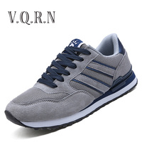 2017 Men Summer Casual Shoes Summer Zapato Casual Breathable Mesh Flat Shoes Exercise Jogging Men S