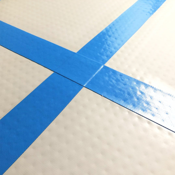 3M Air Track-Matte Mit Pumpe Auf Verkauf Niedrigen Preis Aufblasbare Ausbildung Matte/Springenden Matte Für Gymnastik DWF Luft Boden/Taumeln Track