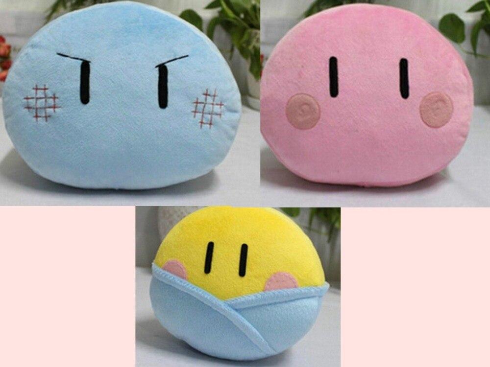 Free shipping 3pcs/lot Japanese Anime CLANNAD Dango Daikazoku Plush Pillow Stuffed Plush Toy Clannad Toy Muti-Styles